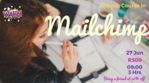 Women thinking Header for Mailchimp training