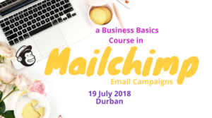 Mailchimp Email Campaigns Durban