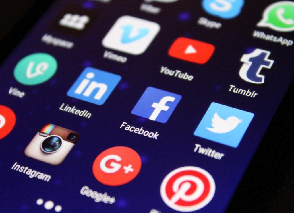 Social Media Account Management by a VA