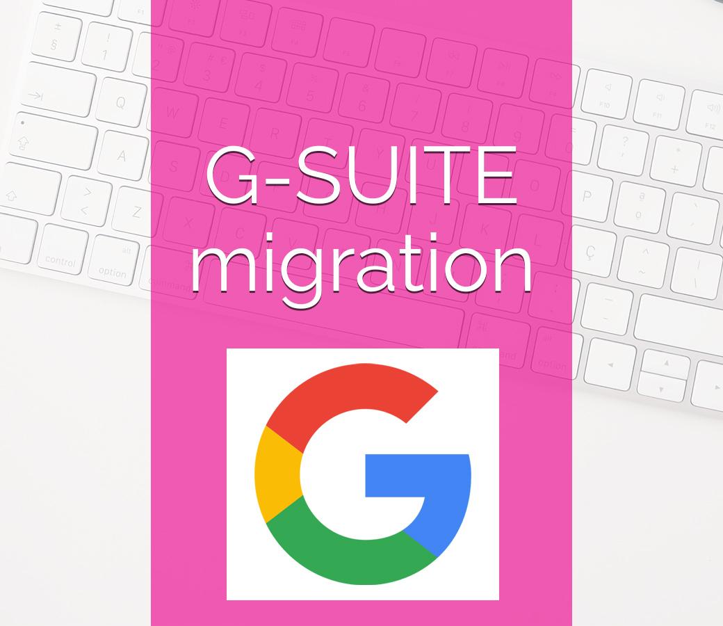 GSuite Migration featured image
