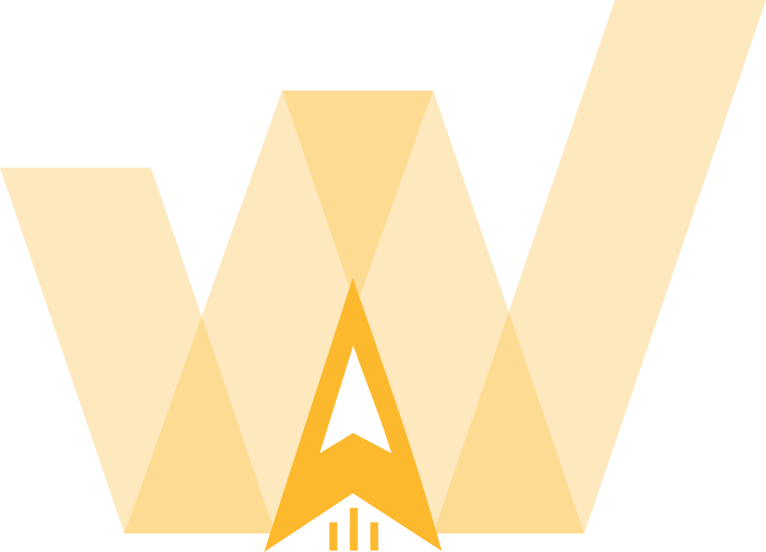 CoLaunch logo mark yellow