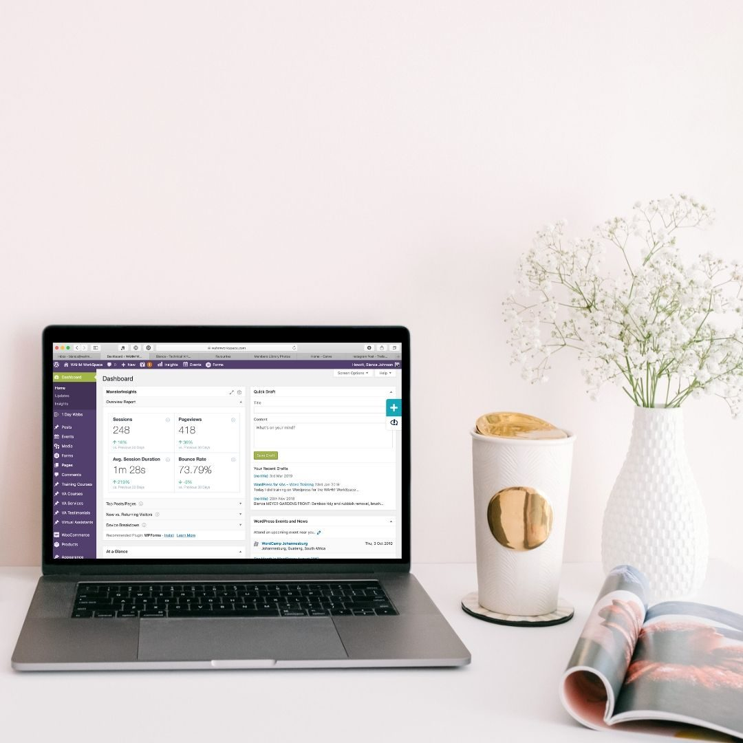 Wordpresss Service Image